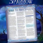 Vs. Ghosts Adventure: The Night Sparrow (VsM Engine)