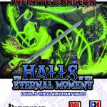 Infinite Dungeon: The Halls of the Eternal Moment Level 3: The Clairvoyant Halls