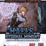 Infinite Dungeon: The Halls of the Eternal Moment Level 4: The Clockwork Catastrophe