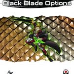 Everyman Minis: Black Blade Options