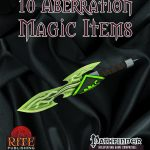 10 Aberration Magic Items