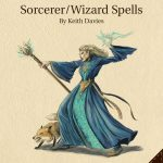 Echelon Reference Series: Sorecror/Wizard Spells Compiled (3pp + PRD)