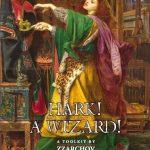 Hark! A Wizard! (NGR)