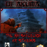 Mists of Akuma: The Yai Sovereign of Storms (5e)