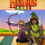 8-Bit Adventures: The Legend of Heroes