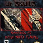 Mists of Akuma: Scourge of Róbai Shita Temple (5e)