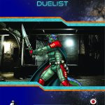 Star Log.EM: Duelist (SFRPG)