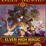 Deep Magic: Elven High Magic (5e)