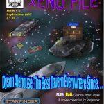 Xeno Files #2: Dyson Alehouse (SFRPG/PFRPG)