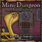 Mini-Dungeon: The Great Library