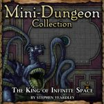Mini-Dungeon: The King of Infinite Space