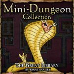 5E Mini-Dungeons: The Great Library (5e)