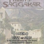 Tyrants of Saggakar: Onero, City of Sins