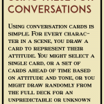 Conversation Cards (system neutral)