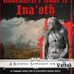 Shadows over Vathak: Gamemaster's Guide to Ina'oth