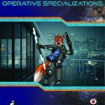 Star Log.EM: Operative Specializations (SFRPG)