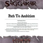 Tyrants of Saggakar: Path to Ambition
