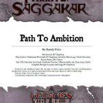Tyrants of Saggakar: Path to Ambition
