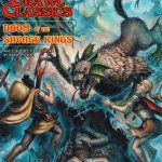 Dungeon Crawl Classics: Doom of the Savage Kings (DCC)