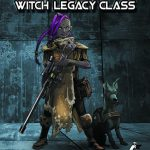 Starfarer's Codex: Witch Legacy Class (SFRPG)