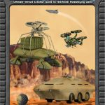 Ultimate Vehicles: Vehicle Creation Rules (SFRPG)