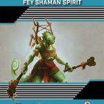 Everyman Minis: Fey Shaman Spirit