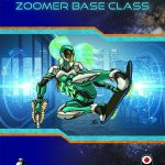 Star Log.DELUXE: Zoomer Base Class (SFRPG)