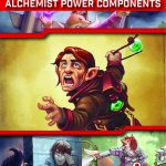 Everyman Minis: Alchemist Power Components