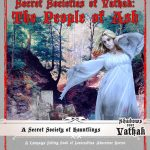 Secret Societies of Vathak: The People of Ash