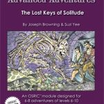 Advanced Adventures: The Lost Keys of Solitude (OSR)