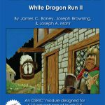 Advanced Adventures: White Dragon Run II (OSR)
