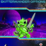 Star Log.EM: Skittermander Options (SFRPG)