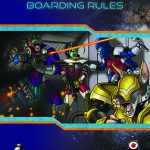 Star Log.EM: Boarding Rules (SFRPG)