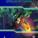 Star Log.EM: Spells of Furor (SFRPG)