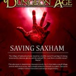 Dungeon Age: Saving Saxham (5e)