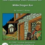 Advanced Adventures: White Dragon Run (OSR)