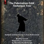 The Assassin: The Fabrication Cold Technique Tree