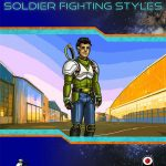 Star Log.EM: Soldier Fighting Styles (SFRPG)