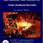 Advanced Adventures: Under Shattered Mountain (OSR)