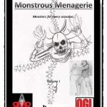 Monstrous Menagerie Vol. I