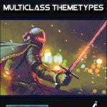 Starfarer's Codex: Multiclass ThemeTypes (SFRPG)