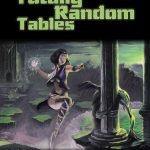 Totally Random Tables (system neutral)