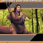 Everyman Minis: Unchained Bard Masterpieces