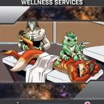 Pop Culture Catalog: Wellness Services (SFRPG)
