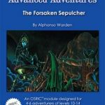 Advanced Adventures: The Forsaken Sepulcher (OSR)