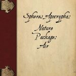 Spheres Apocrypha: Nature Package - Air