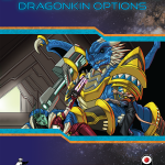 Star Log.EM: Dragonkin Options (SFRPG)