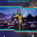 Star Log.EM: Borai Options (SFRPG)