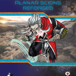 Star Log.DELUXE: Planar Scions Reforged (SFRPG)