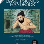 P/X: Basic Psionics Handbook (OSR)